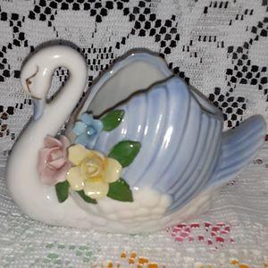 Vintage swan